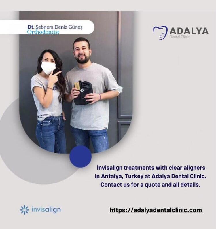 invisalign turkey antalya